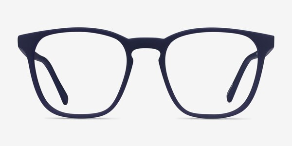 Eucalyptus Abyssal Blue Plastic Eyeglass Frames