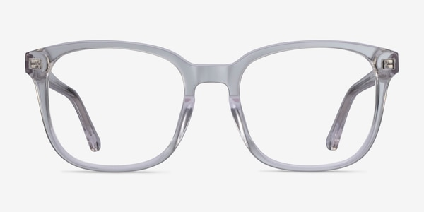 Tower Clear Acetate Eyeglass Frames