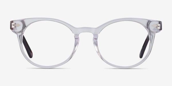 Concept Clear Tortoise Acetate Eyeglass Frames