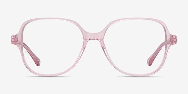 Precious Clear Pink Acétate Montures de Lunette de vue