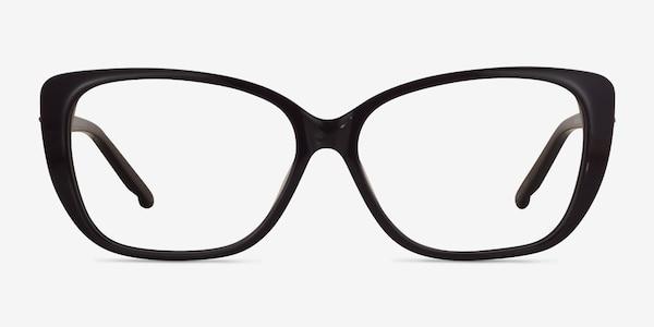 Elegance Purple Acetate Eyeglass Frames