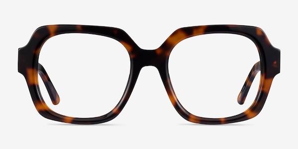Ellen Tortoise Acetate Eyeglass Frames