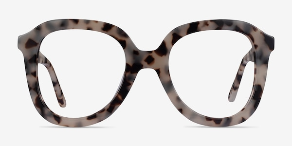 Cathy Ivory Tortoise Acetate Eyeglass Frames