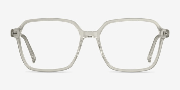 Bucolic Clear Yellow Acetate Eyeglass Frames