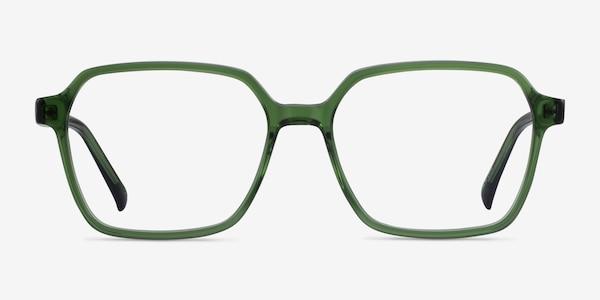 Bucolic Clear Green Acetate Eyeglass Frames