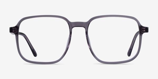 Ozone Clear Gray Acetate Eyeglass Frames