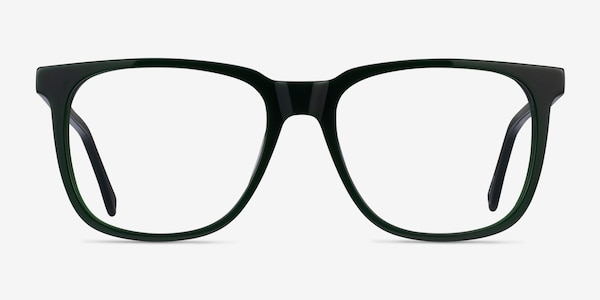 Latitude Green Acetate Eyeglass Frames