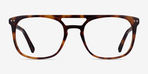 Eclipse Tortoise Acetate Eyeglass Frames