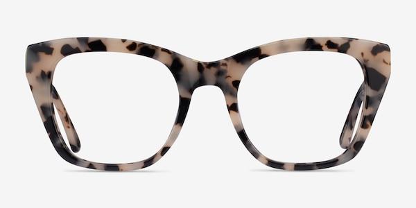 Cassie Ivory Tortoise Acetate Eyeglass Frames