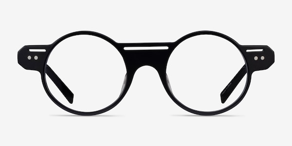 Marengo Black Acetate Eyeglass Frames