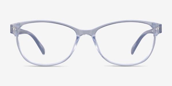 Juniper Clear Plastic Eyeglass Frames