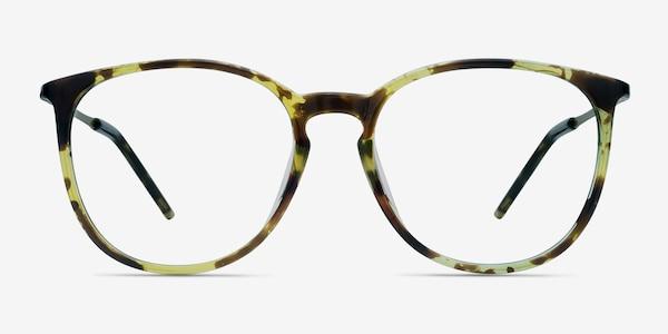 Naomi Tortoise Plastic-metal Eyeglass Frames