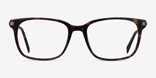 Motion Tortoise Acetate-metal Eyeglass Frames