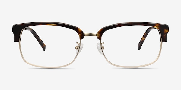 Wizard Tortoise Acetate-metal Eyeglass Frames