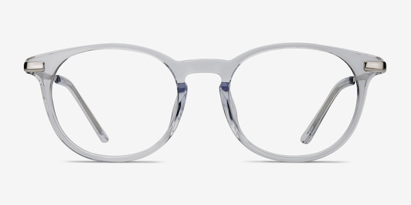 Mood Translucent Acetate-metal Eyeglass Frames