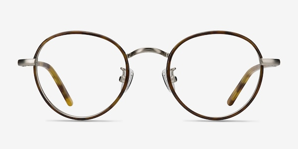 Anywhere Tortoise Acetate-metal Eyeglass Frames
