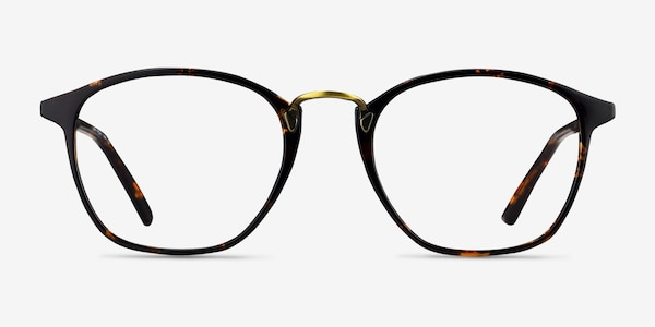 Crave Tortoise Plastic-metal Eyeglass Frames