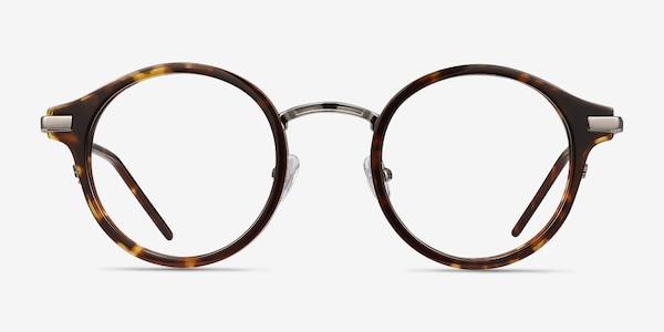 Roto Tortoise Acetate-metal Eyeglass Frames