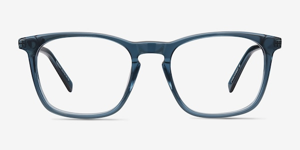 Tuesday Green Acetate-metal Eyeglass Frames
