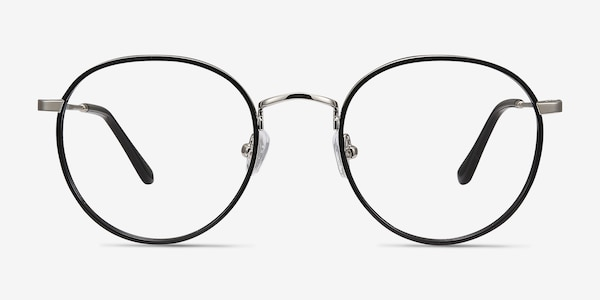 Alchemist Black Acetate-metal Eyeglass Frames