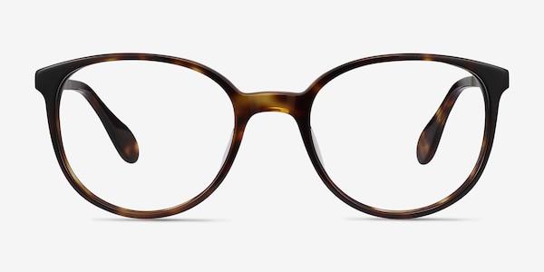 Lucy Tortoise Acetate-metal Eyeglass Frames
