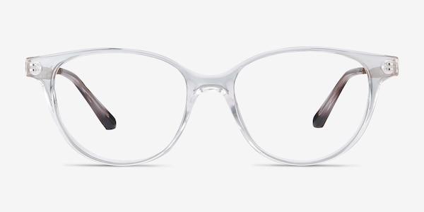 Element Clear Plastic-metal Eyeglass Frames
