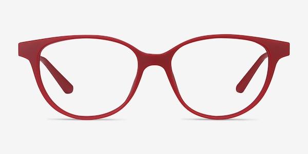 Element Red Plastic-metal Eyeglass Frames