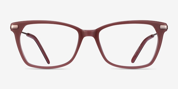 Forward Pink Acetate-metal Eyeglass Frames