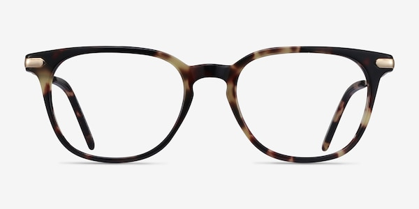 Therefore Tortoise Acetate-metal Eyeglass Frames