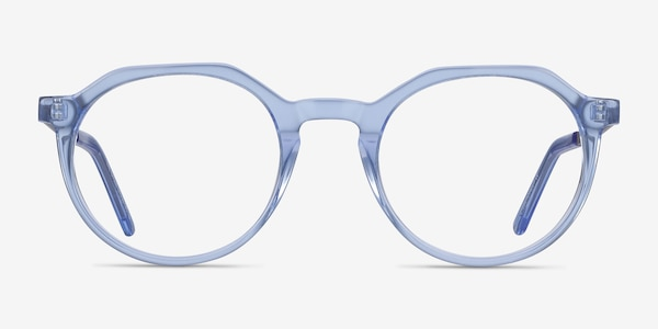 The Cycle Blue Acetate Eyeglass Frames
