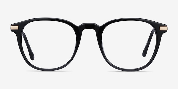 Giverny Black Acetate Eyeglass Frames