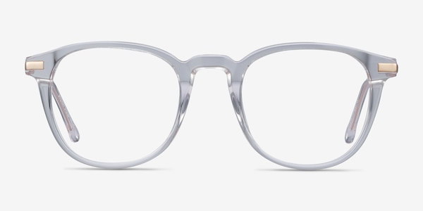 Giverny Clear Acetate-metal Eyeglass Frames