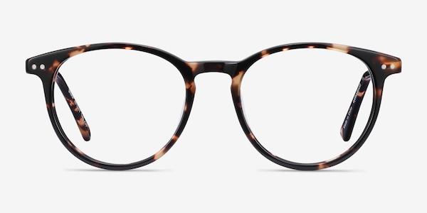 Snap Tortoise Acetate-metal Eyeglass Frames