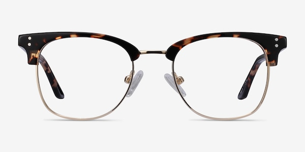 Freestyle Tortoise Acetate-metal Eyeglass Frames