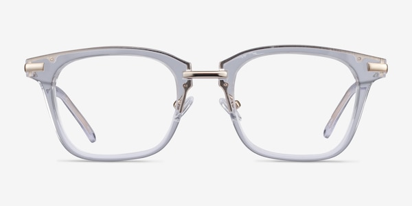 Candela Clear Acetate-metal Eyeglass Frames