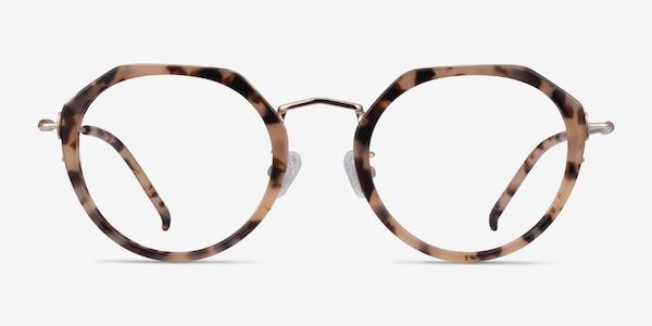 Claire Ivory Tortoise Acetate Eyeglass Frames