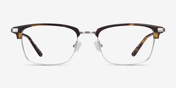 Maxwell Tortoise Acetate-metal Eyeglass Frames