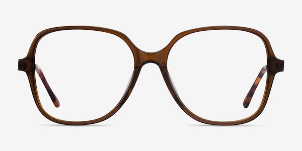 Corey Coffee Acetate-metal Eyeglass Frames