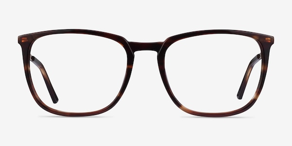 Domenico Tortoise  Gold Acetate Eyeglass Frames