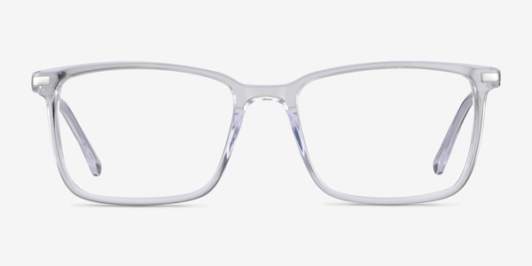 Button Clear Acetate Eyeglass Frames