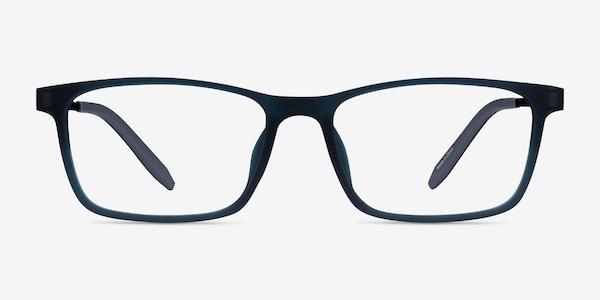 Rebus Matte Green Plastic Eyeglass Frames