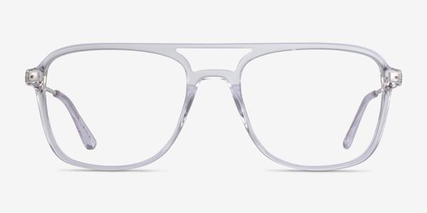 Eddie Clear Acetate Eyeglass Frames