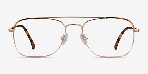 Arizona Gold Tortoise Acetate Eyeglass Frames