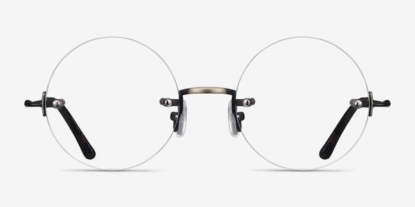 Palo Alto Bronze Metal Eyeglass Frames