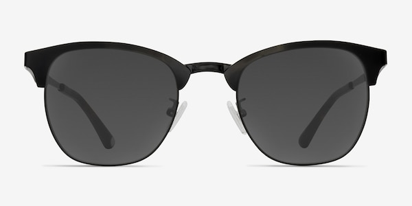 Veil Black Metal Sunglass Frames