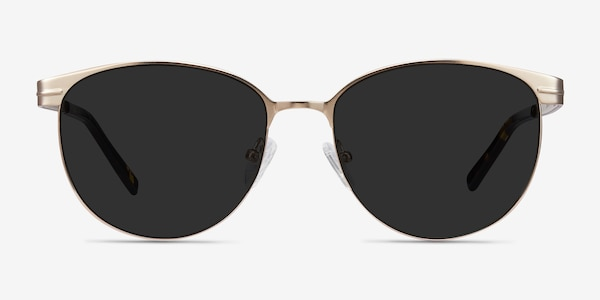 Maui Rose Gold Metal Sunglass Frames