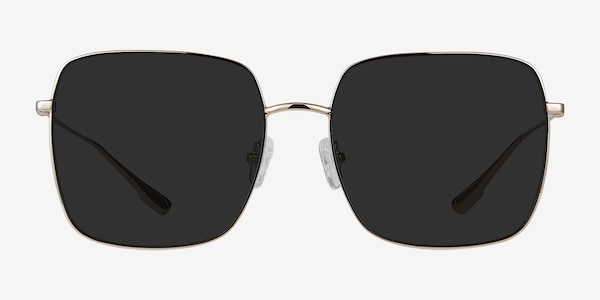 Bora Bora Golden Metal Sunglass Frames