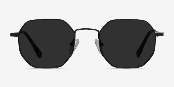 Sun Soar Black Metal Sunglass Frames