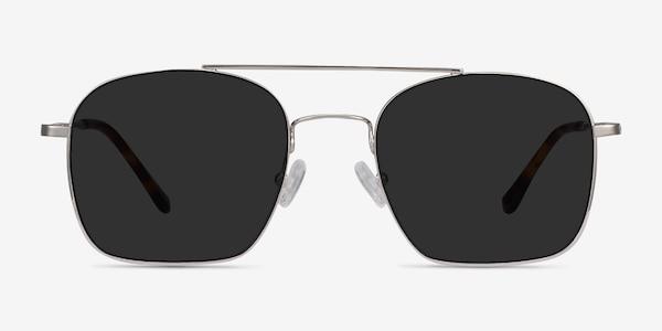 Itza Silver Metal Sunglass Frames