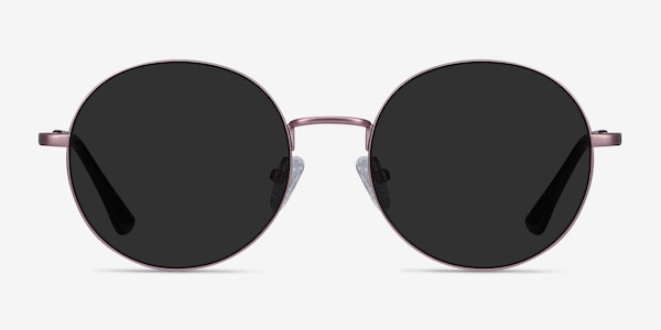 Solbada Pink Metal Sunglass Frames